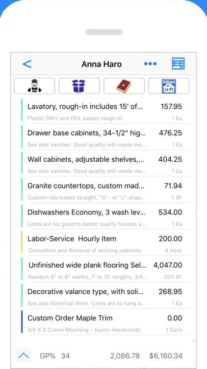 Contractor Estimate Invoice By JZ Mobile LLC - Contractor estimate and invoice