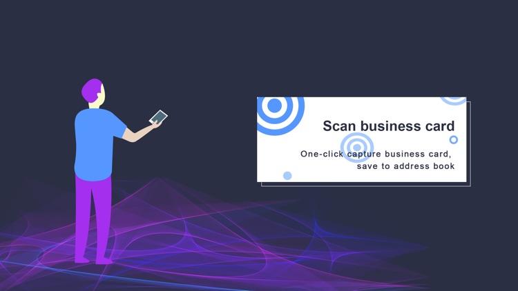 business card scanner--samcard