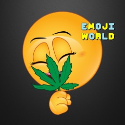 Weed Emoticons