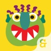 Go Away, Big Green Monster! - iPhoneアプリ