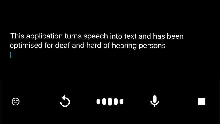 Earfy: aid for hearing loss