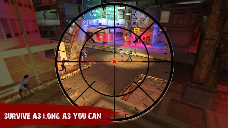 Resident Zombie Shooter screenshot-3