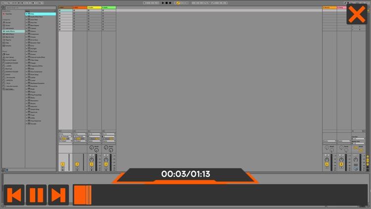 Start Guide For Ableton Live screenshot-3