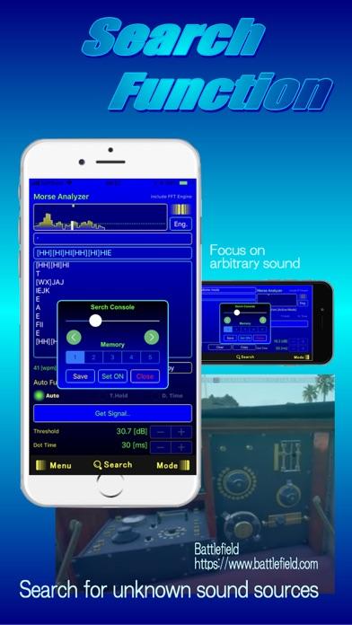 intelli-Morse / Morse... screenshot1