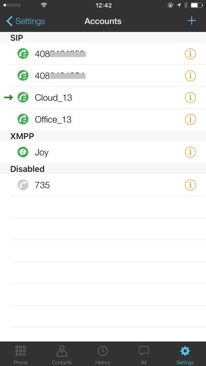 JustConnect! screenshot-3