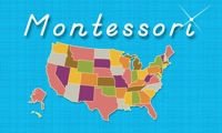 The United States of America - Geography by Mobile Montessori