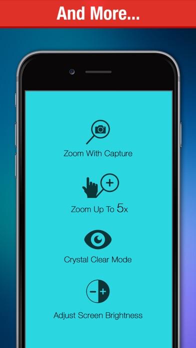 Magnifying Glass + Flashlight Screenshot