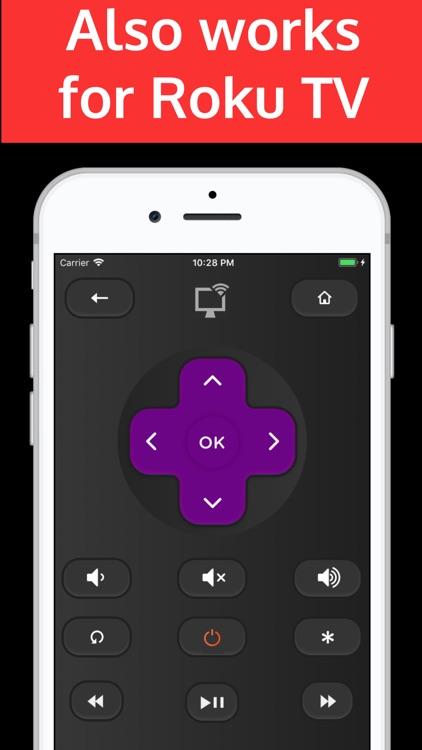 Rokumotee - Roku remote screenshot-4
