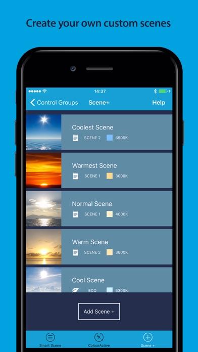 Screen Shot SmartScan Control 3