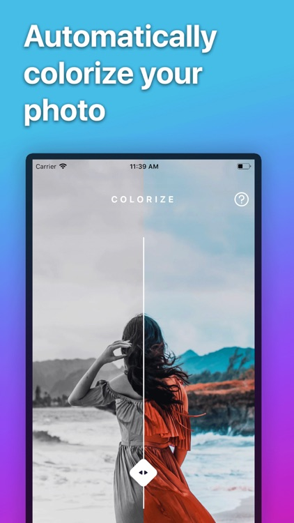 Colorize - Color B&W Photos