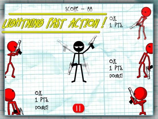Gun Fu: Stickman Edition screenshot