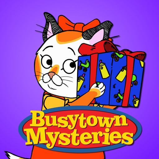 Busytown: The Mystery Present