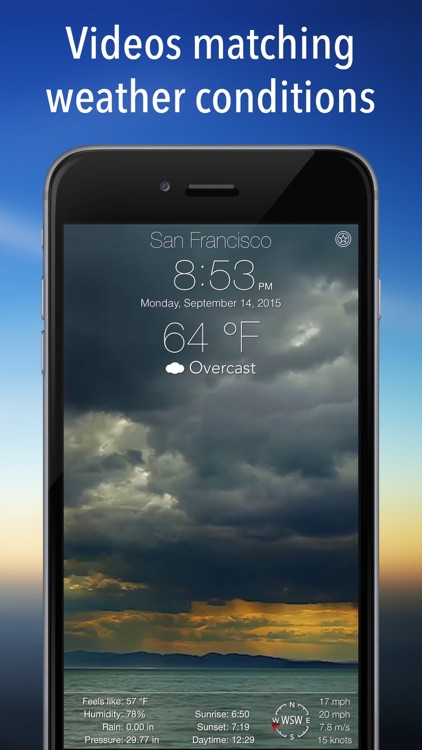 Living Weather HD screenshot-3