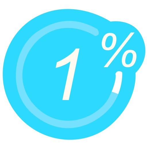 1 Percent - 1% Puzzle