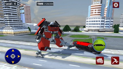 Limo Transformation Robot -Pro Screenshot 1