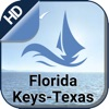 Florida Keys to Texas charts