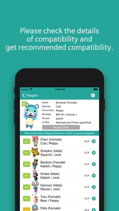 Wiki for Animal Crossing NL Screenshot on iOS