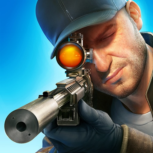 Sniper 3D: Fun FPS Shooting application logo