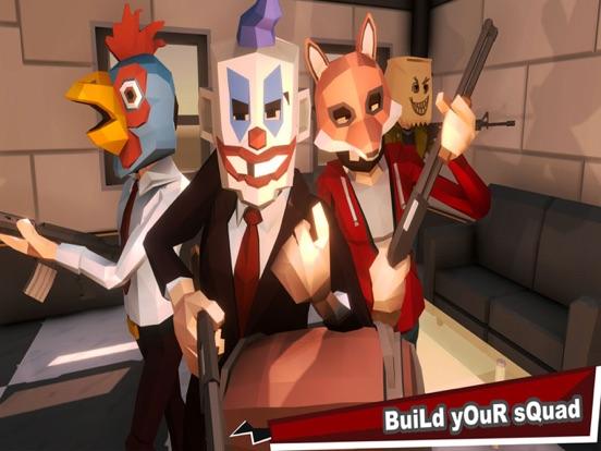 Bank Robbers Vs Police Battle-ipad-0
