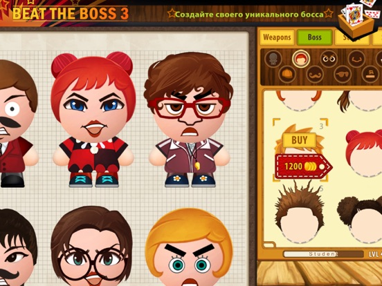 Beat the Boss 3 для iPad