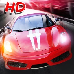 Wild racing-car racing game