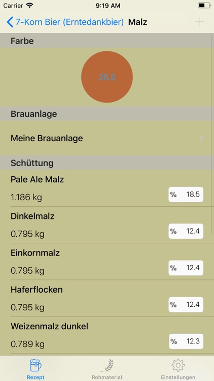 brauhelfer screenshot-1