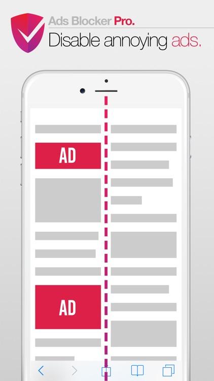 Ads Blocker Pro.
