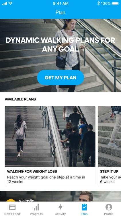 Runtastic Steps - Pedometer screenshot-3