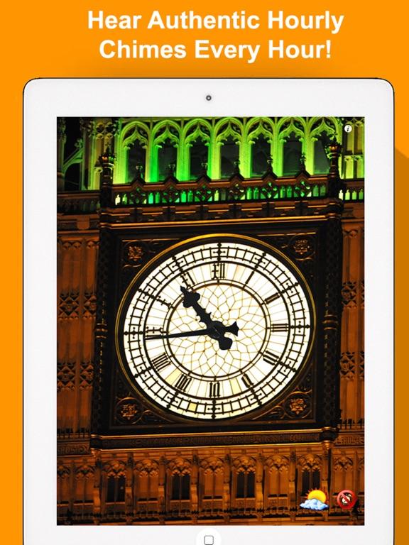 Screenshot #2 for Big Ben Alarm Clock Bells