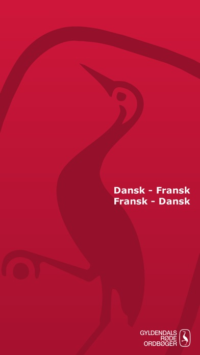 Screenshot for Fransk Ordbog - Mini in Denmark App Store