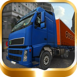 Truck Sim: Urban Time Racer Free Parking