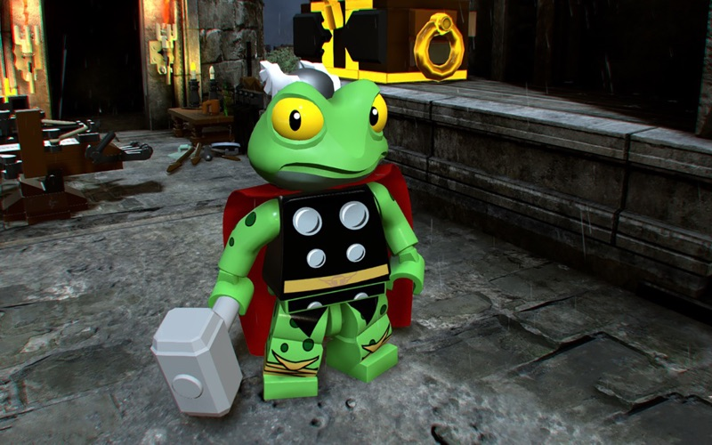 LEGO® Marvel Super Heroes 2 screenshot 10