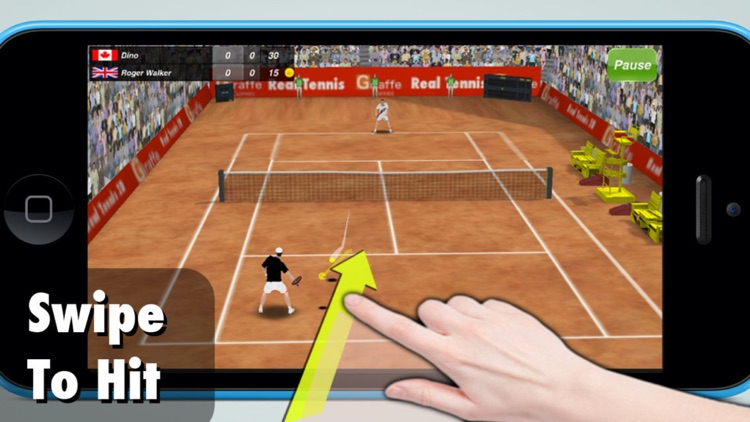 Tennis Champion screenshot-1
