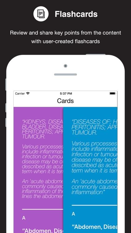 Black's Medical Dictionary screenshot-3