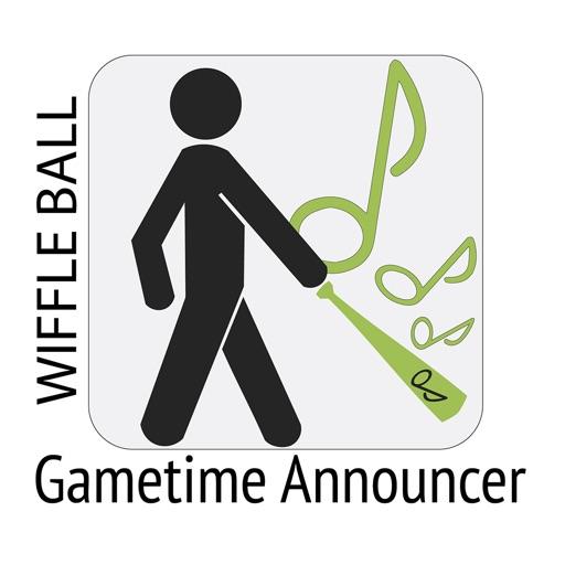 Gametime Announcer Wiffle Ball