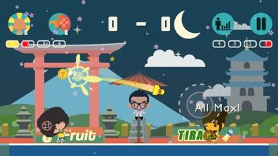 Screenshot 1 Badminton Stars!
