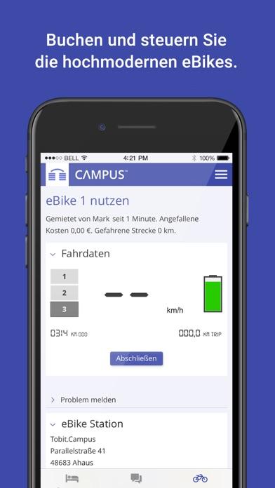Tobit.CampusScreenshot von 5