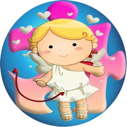 Baby Angel Jigsaw Puzzle Game