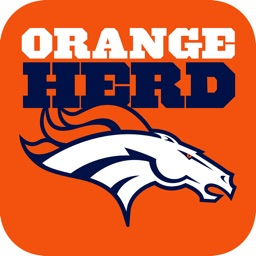 Denver Broncos Orange Herd