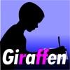 Giraffen-Wörter