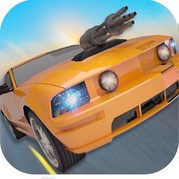 Police Car Racer 3D Racing