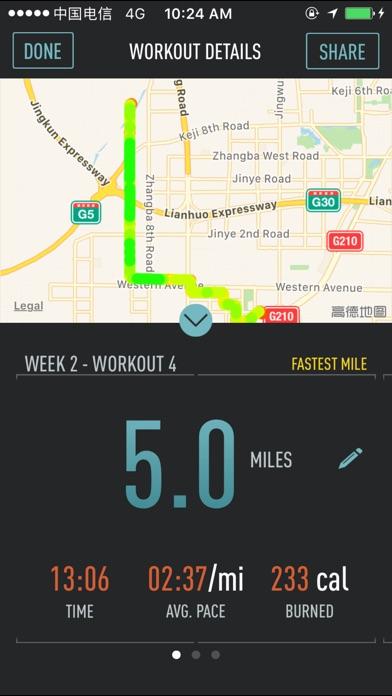13.one - Half Marathon app