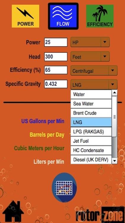 Pump Size screenshot-3