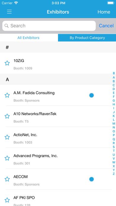 AFCEA 365Screenshot of 5