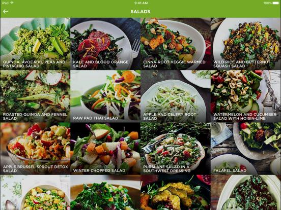 Garden Plate - healthy vegetarian & gluten free diet recipes screenshot