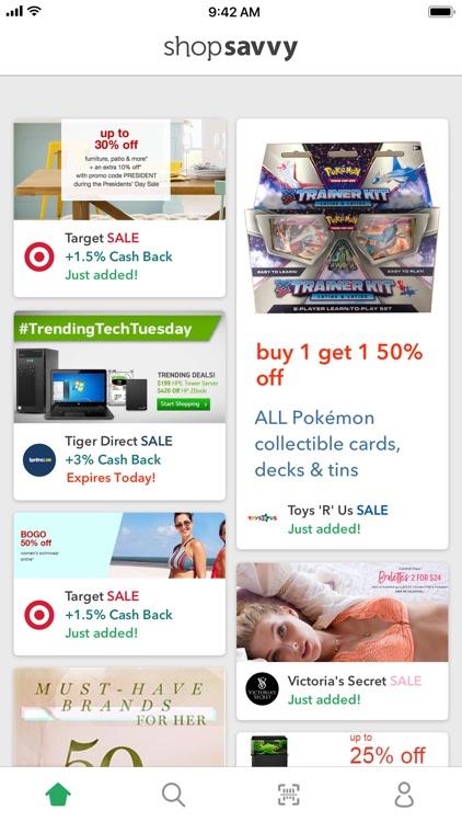 Shop Savvy Barcode Scanner screenshot-3