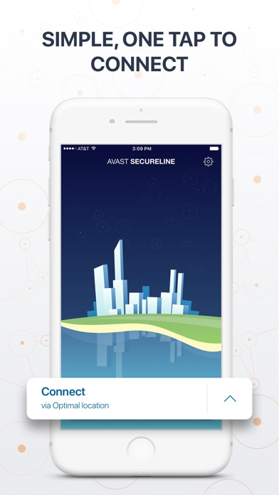 Avast VPN SecureLine Proxy app image