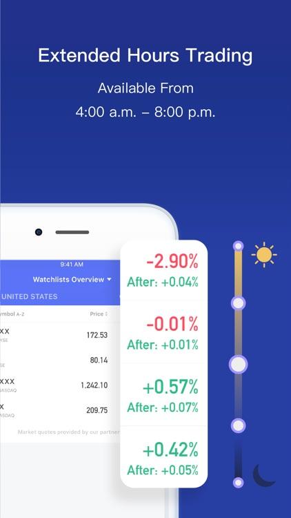 Webull - Stock Trading App