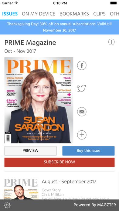 PRIME MagScreenshot of 1