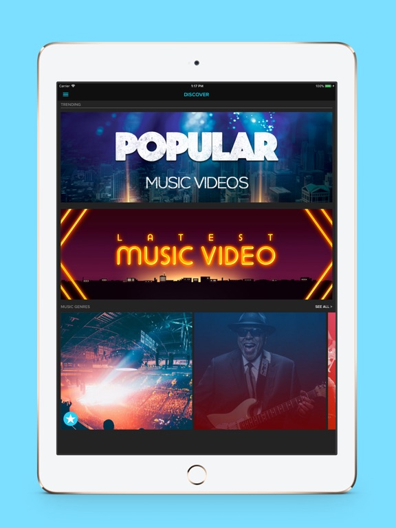 Tubidi - Music Video Player-ipad-0